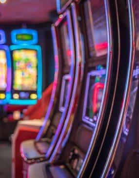 Les machines à Sous au Casino Circus de Carnac