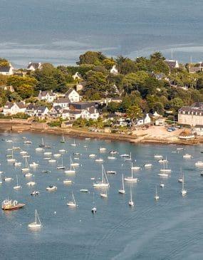Le Golfe du Morbihan aux alentours de Carnac Copyright Simon BOURCIER Morbihan Tourisme