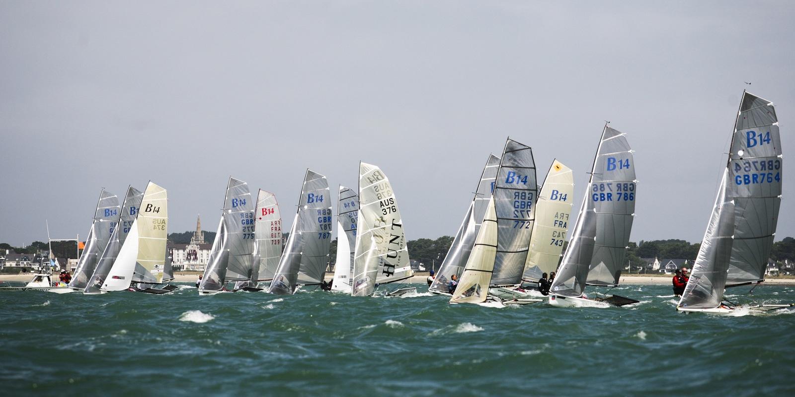 Événements nautiques à Carnac copyright photo Yacht Club Carnac-Y.Audic