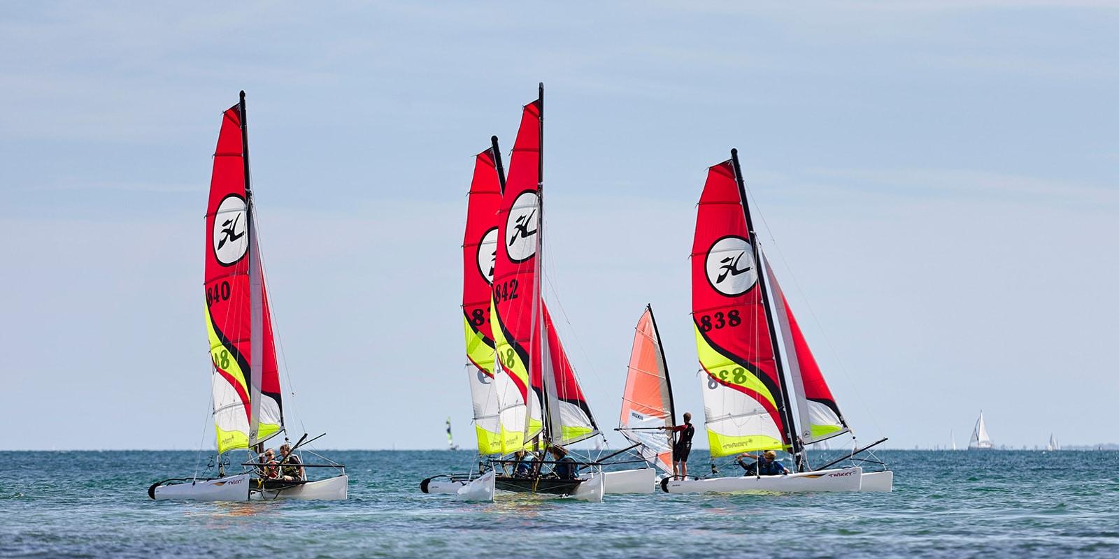 Voile et d'autres activités nautiques à Carnac
