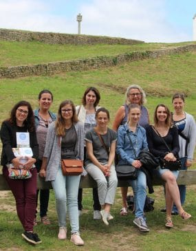 The Carnac Tourist Office team