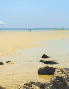 Horaires de marées à Carnac