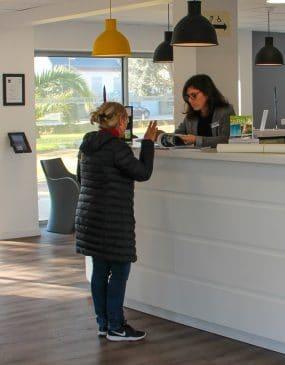 Carnac Tourist Office, 'Qualité tourisme' certified